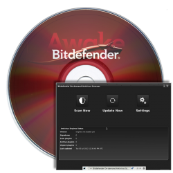 Bitdefender Rescue CD