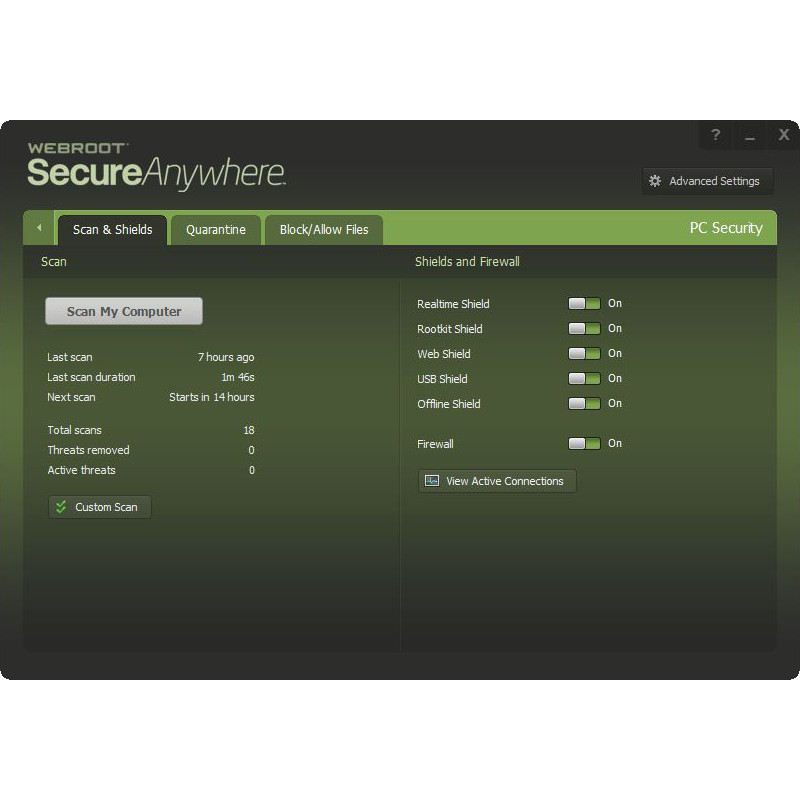 Webroot Secureanywhere Complete