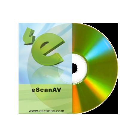 eScan Rescue Disk